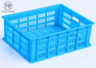 Heavy Duty Euro Stacking Containers  Bakery / Beverage Transport With Customized Color
