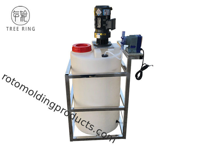 Customized 200L Rotomolding Dosing Tank Water Mineral Water Plant Auto Car Wash Machine